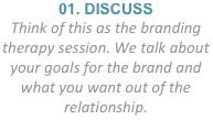 01. DISCUSS